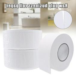 1 Roll 4-ply Paper Tissue Toilet Roll Paper Public Hotel Com