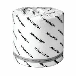 Highmark 100% Recycled 2-Ply Bath Tissue, White, 550 Sheets