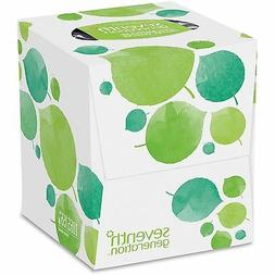 Seventh Generation 100% Recycled Facial Tissue 2-Ply 85/Box