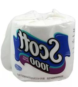 SCOTT 1000 Sheets Per Roll Toilet Paper, Individually Wrappe