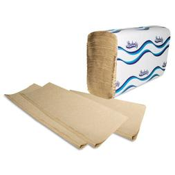 Windsoft 1040 Multifold Paper Towels, 1-Ply, 9 1/5 x 9 2/5,