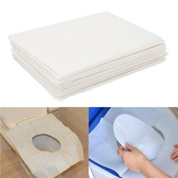 10Pcs <font><b>Toilet</b></font> Seat Covers <font><b>Paper<