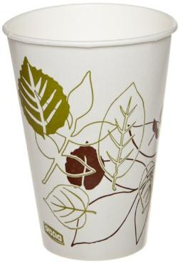 Dixie 12PPATH Pathways Poly Paper Cold Cup, 12 oz Capacity