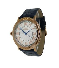 Invicta 14859 Men's Silver Dial Rose Gold Plated Interchange
