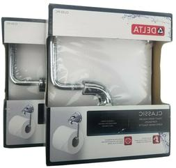 Delta Toilet Paper Holder Chrome CL50-PC Lot of 2
