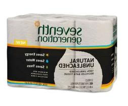 Seventh Generation 2-Ply Natural Unbleached Recycled Toilet