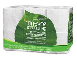 Seventh Generation 2-Ply Recycled Toilet Paper 12-Pack Septi