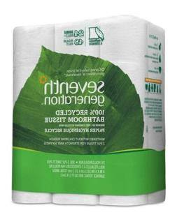 Seventh Generation 2-Ply Recycled Toilet Paper 24 Double Rol