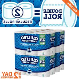 2-Ply Toilet Paper Rolls Bathroom Ultra Soft & Strong Bath T