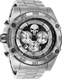 Invicta 26863 Marvel Punisher Men's Chronograph 52mm Stainle