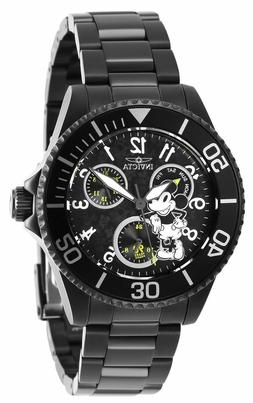 Invicta 27755 Disney Limited Edition Women's 38.0mm Black St