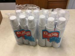 Solo 3-Ounce Plastic Bathroom Cups, 150-Count Package  Lot O