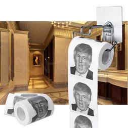 3 ply 150 Sheet Home Toilet Tissue Roll Donald Trump Toilet
