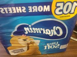 CHARMIN TOILET PAPER ULTRA SOFT GIANT ROLLS, UNSCENTED, 600