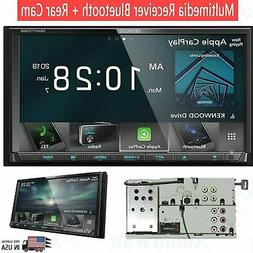 "Kenwood 6.95"" double  2 DIN Multimedia Receiver Android Appl"