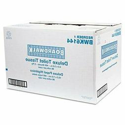 Boardwalk 6144 Two-ply Toilet Tissue, White, 400 Sheets/roll