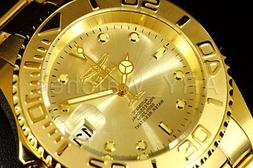 9010OB Invicta Men's Pro Diver COIN EDGE Automatic Yellow Go