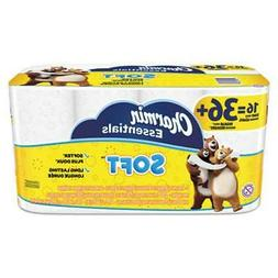 Charmin 96608 Essentials Soft Bathroom Tissue  2-Ply  4 x 3.