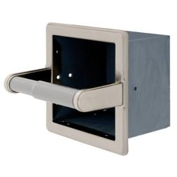 Franklin Brass 972SN Recessed Extra Roll Paper Holder