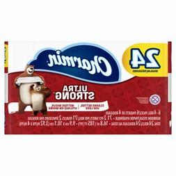 Charmin 99016 Ultra Strong 2-Ply Toilet Paper, 24-Regular Ro