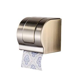 Cavoli Toilet Paper Holder and Dispenser with Cover,Wall Mou