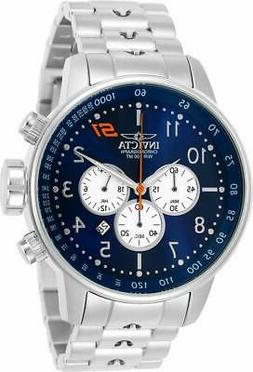 Invicta 23080 Men's S1 Rally Chronograph 48mm Blue Dial Watc
