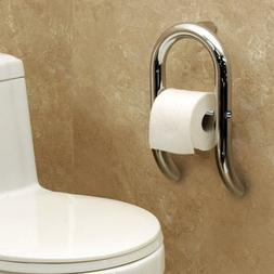 Invisia Toilet Paper Dispenser and Integrated Support Rail F