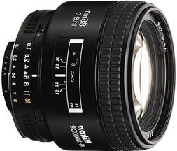 Nikon 85mm f/1.8D Auto Focus Nikkor Lens for Nikon Digital S