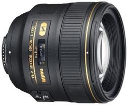 Nikon AF-S FX NIKKOR 85mm f/1.4G Lens with Auto Focus for Ni