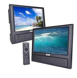 RCA DRC79982 Mobile DVD Player With Additional 9-inch Screen