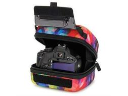USA GEAR H Series Hardshell Camera Case GRHLHSL100GMEW Geome