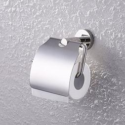 KES A2170 Stainless Steel Toilet Paper Holder Single Roll wi
