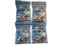 NEW bags of EZ Towels Compressed towels with  Durable Tubes