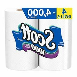 SCOTT BATH TISSUE WHITE STRONG