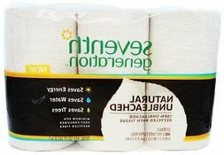 Seventh Generation - Bathroom Tissue 100% Recycled White 2 P