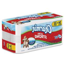 Charmin Bathroom Tissue 165ct - ULTRA STRONG- 16 Double Roll