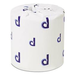 Boardwalk Two-Ply Toilet Tissue White 4 x 3 Sheet 400 Sheets