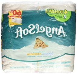 Angel Bathroom Tissue Unscented 4 ROL