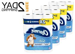 Charmin Ultra Soft 2 PLY Double Roll Toilet Tissue Paper, 48