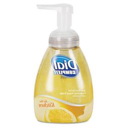 Dial Complete Foaming Hand Wash, Unscented Liquid/Plum Color