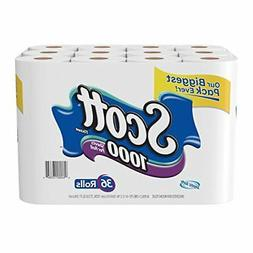 Scott CW-543303-36 Scott Toilet Paper - 36 in Case