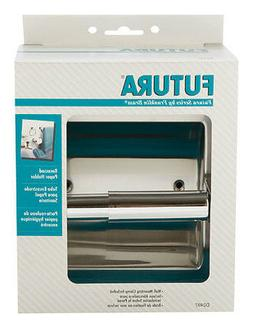 Liberty Hardware D2497 Futura Collection Recessed Tissue Pap