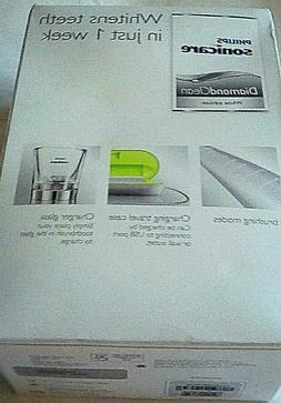 Philips Sonicare DiamondClean rechargeable electric toothbru