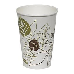 Dixie 16PPATH Pathways Poly Paper Cold Cup,