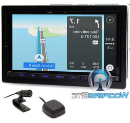 NEW KENWOOD DMX7704S APPLE CAR PLAY ANDROID AUTO  FREE NAKAM