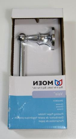 Moen DN4408CH Vale Pivoting Double Post Toilet Paper Holder
