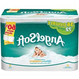 Angel Soft Double Rolls 2-Ply Bathroom Tissue Toilet Paper,