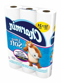 Procter & Gamble 28582 12 Double Roll Ultra Soft Charmin