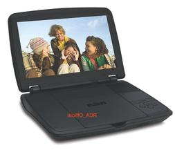 RCA DRC96100 10-Inch Portable DVD Player with Rechargeable B