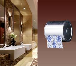 E17 Length13CM Wall Mounted Waterproof Toilet Roll Paper Tis